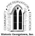 Historic Georgetown logo icon