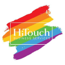 Hi Touch Business Services logo icon