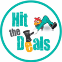 Hit The Deals logo icon
