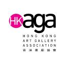 Hong Kong Art Gallery Association logo icon