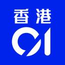 香港01 logo icon
