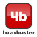 Hoax Buster logo icon