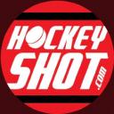 Hockey Shot logo icon