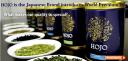 Hojo Tea logo icon