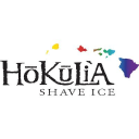 Hokulia Shave Ice logo icon