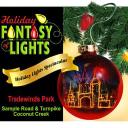 Holiday Fantasy Of Lights logo icon
