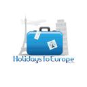 Holidays To Europe logo icon