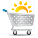 Holiday Supermarket logo icon