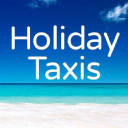 Holidaytaxis logo icon