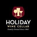 Holiday Wine Cellar logo icon
