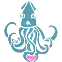 Holistic Squid logo icon