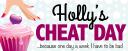 Holly's Cheat Day logo icon
