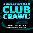 Hollywood Club Crawl logo icon