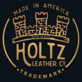 Holtz Leather Co. Logo
