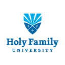 Holy Family University Company Logo