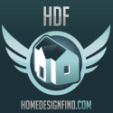 Home Design Find logo icon