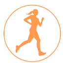 Home Fitness logo icon
