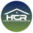 Homefix Custom Remodeling logo icon