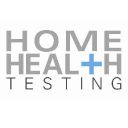 Home Health Testing logo icon