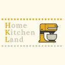 Home Kitchen Land logo icon