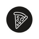 Homeslice Pizza logo icon
