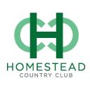Homestead  Tennis logo icon