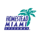 Homestead Miami Speedway logo icon