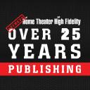 Home Theater Hifi logo icon