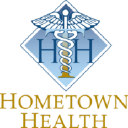 Hometown Health Online logo icon