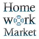 Homework Market logo icon