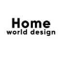 Home World Design logo icon