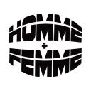 Homme Femme La logo icon