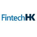 Hong Kong Fin Tech logo icon