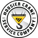 Hoosier Crane logo icon