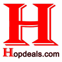 Hopdeals logo icon