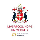 Liverpool Hope University logo icon