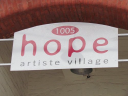 Hope Artiste Village logo icon