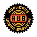 Hopworks Beer logo icon