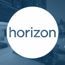Horizon Media logo icon