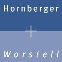 Hornberger+Worstell logo icon