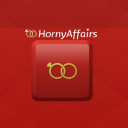 Hornyaffairs logo icon