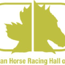 Canadian Horse Racing Hall Of Fame logo icon
