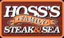 Hoss's Steak & Seahouse logo icon
