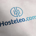 Hosteleo logo icon
