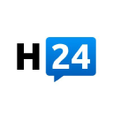 Hosting24 logo icon