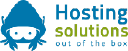 Hosting Solutions logo icon