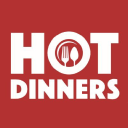 Hot Dinners logo icon