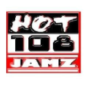 Hot 108 Jamz logo icon