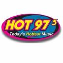 Hot 975 logo icon