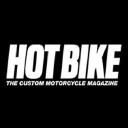 Hot Bike logo icon
